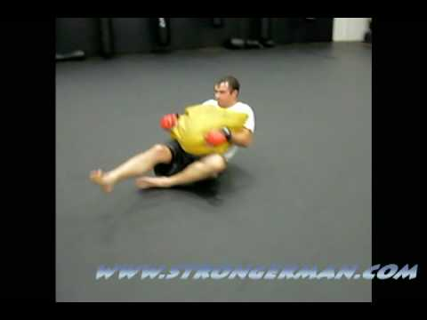 Sandbag Conditioning for MMA
