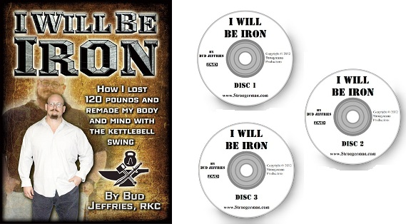 IWillBeIronDVD I Will Be Iron