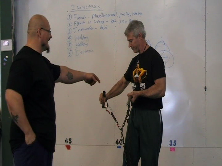 isometrics1 Extreme Power with Isometrics